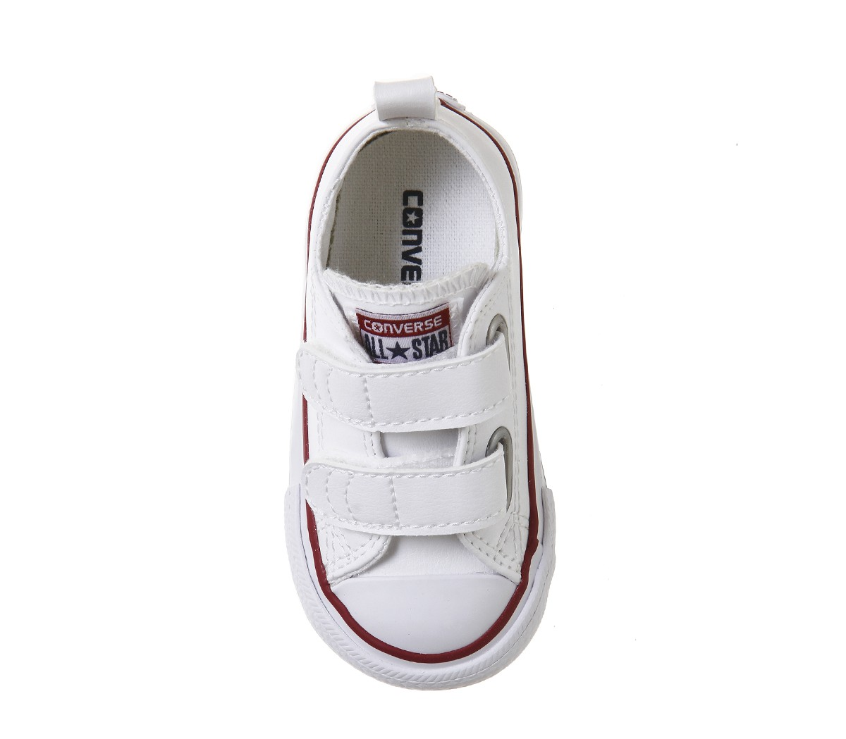 748653C CT 2V OX White Leather