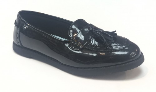 Harley Patent Loafer Junior