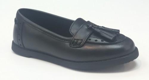 Harley Leather Loafer Inf