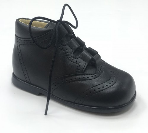 00185-E MARINO LEATHER BOOTS